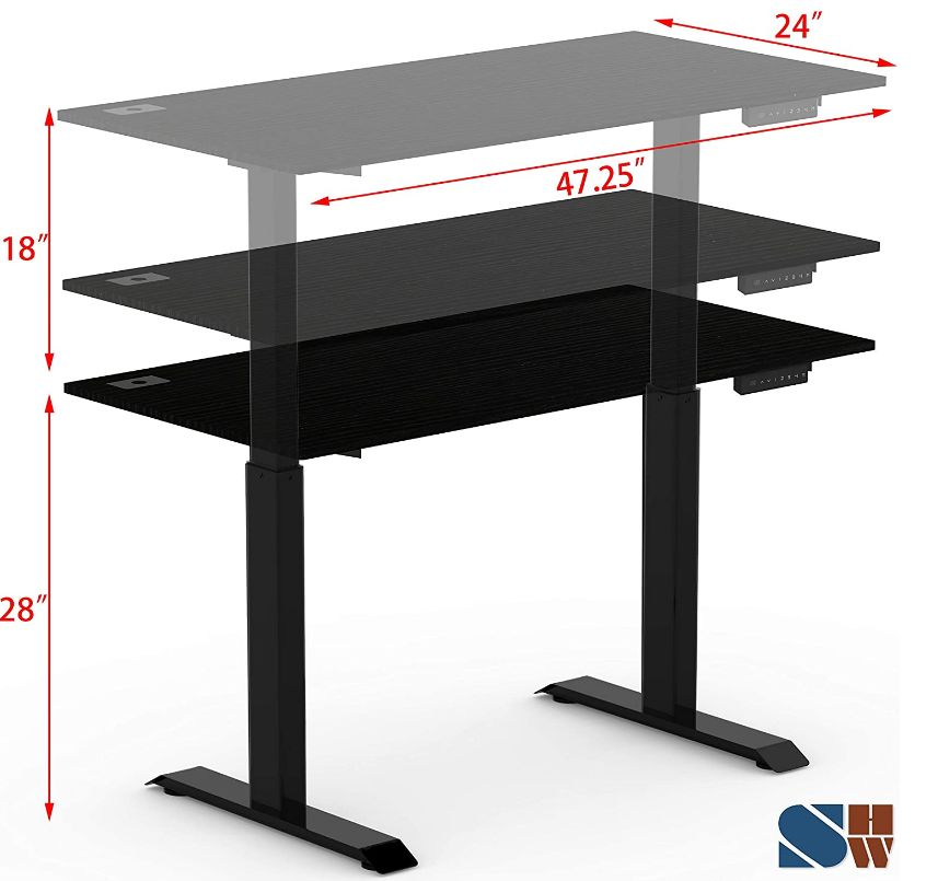 This image has an empty alt attribute; its file name is SHW-Electric-Height-Adjustable-Computer-Desk-48-x-24-Inches-Black-shwdesks.com-SHW-Standing-Desk-Digital-Display-Handset-Rectangle_ys.jpg